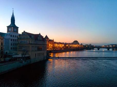 Ponte Carlos Praga 8