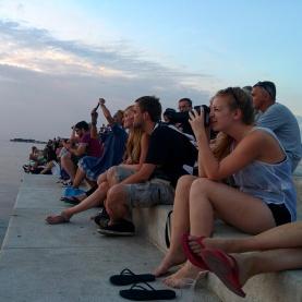 Sea Organ Sunset Zadar 4