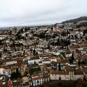 Alcazaba Vista 2 Alhambra Granada