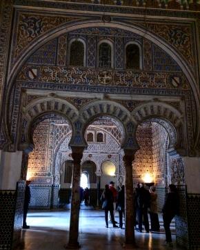 Alcazar Sevilha palácio 15