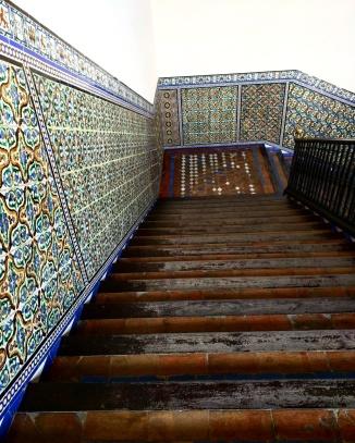 Alcazar Sevilha palácio 3