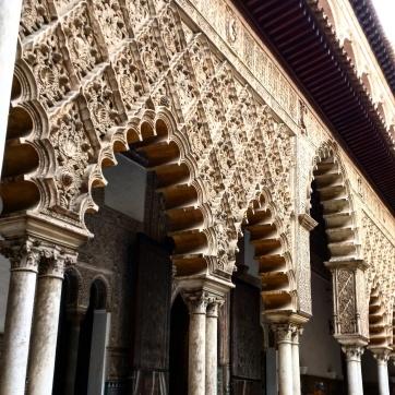 Alcazar Sevilha palácio 8
