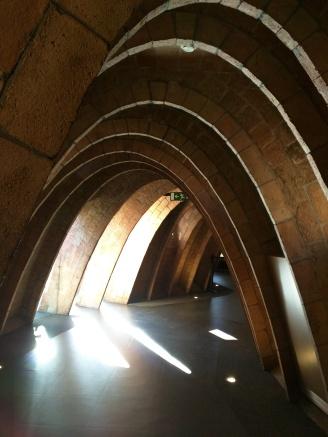 Arcos Casa Mila Barcelona