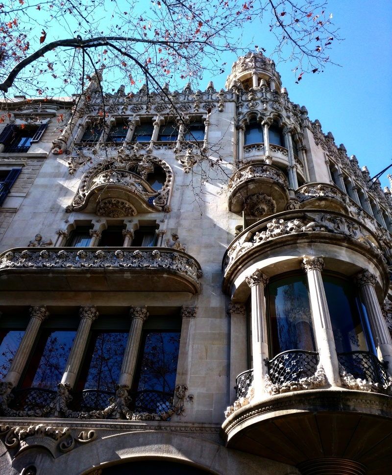 Casa Lleo Morera Barcelona