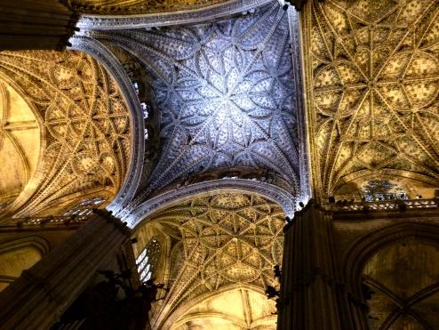 Catedral Sevilha detalhe