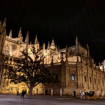 Catedral Sevilha exterior