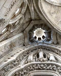 Claustro Sagrada Familia Barcelona