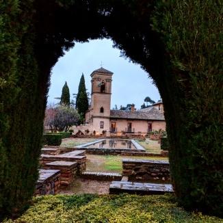 Entrada 2 Alhambra Granada