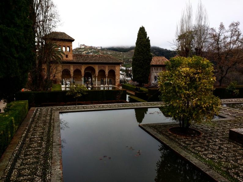 Generalife 2 Alhambra Granada