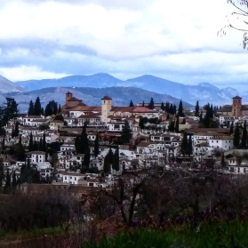 Generalife vista 4 Vista Alhambra Granada