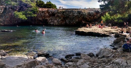 Mar morto 2 Lokrum Dubrovnik