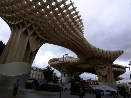 Metropol Parasol Sevilha 2