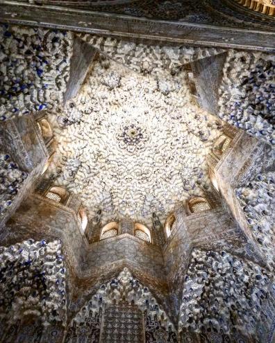 Nazrid 16 Alhambra Granada