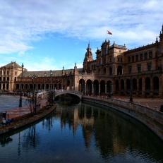 Plaza de Espana Sevilha