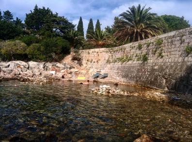Praia Lokrum Dubrovnik 2