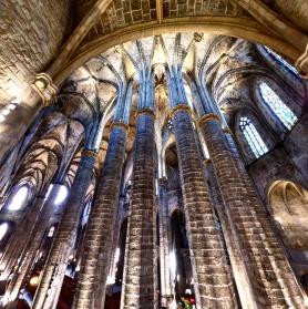 Santa maria del mar Barcelona 3