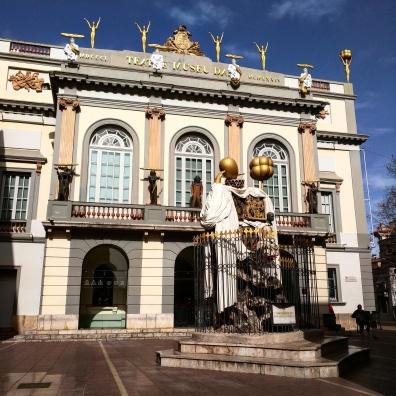 Teatro Museu Dalí entrada