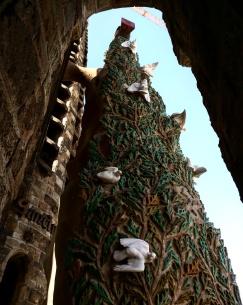 Torre Sagrada Familia Barcelona 2