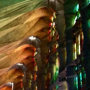 Vitrais Sagrada Familia Barcelona