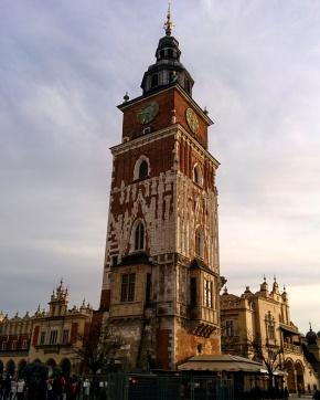 Cracóva e a maior praça medieval da Europa2