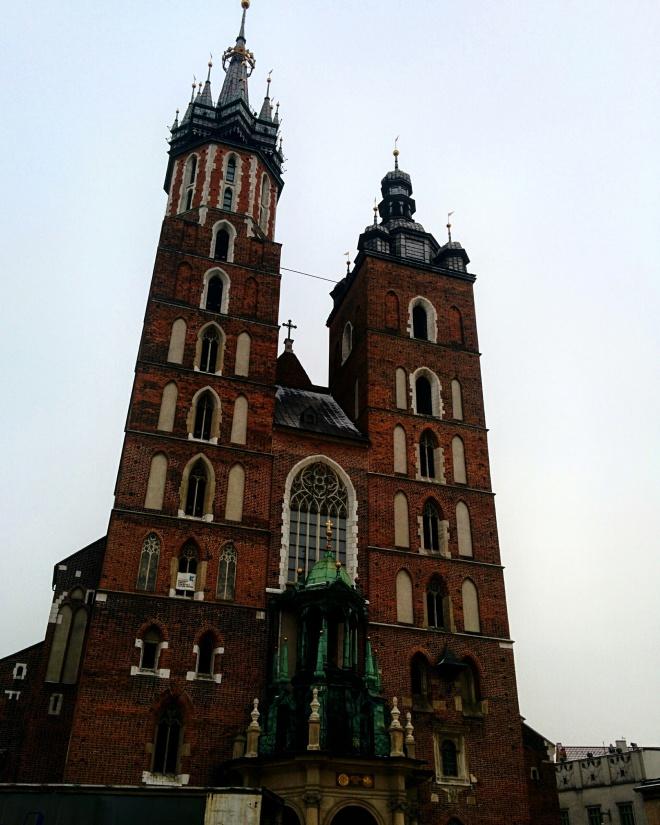 Cracóva e a maior praça medieval da Europa5