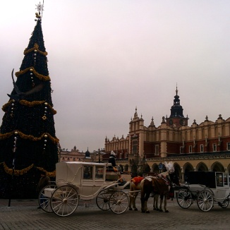 Cracóva e a maior praça medieval da Europa6
