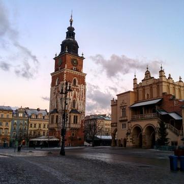Cracóva e a maior praça medieval da Europa8