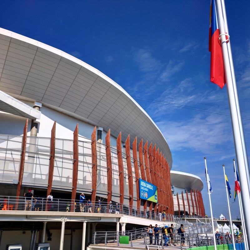 cidade olimpica rio