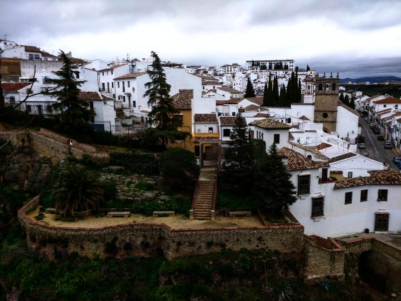Jardins do Rei Mouro Ronda Espanha 2