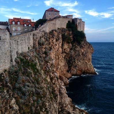 Vista muros Dubrovnik 15