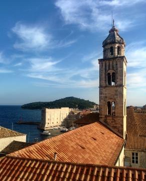Vista muros Dubrovnik 3