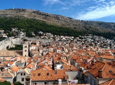 Vista museu arqueologico Dubrovnik 3