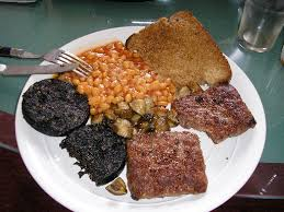 black-pudding-scottish-breakfast
