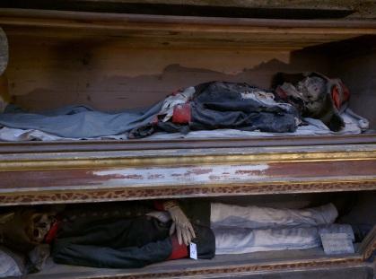 Catacumbas de Palermo Sicilia 1