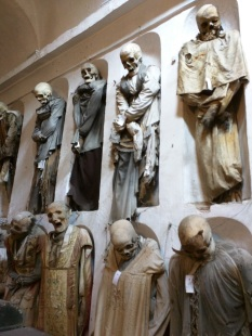 Catacumbas de Palermo Sicilia 2