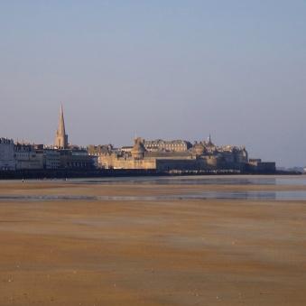 Cidade murada de St. Malo