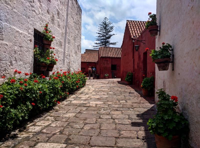 Convento de Santa Catalina Arequipa Peru 23