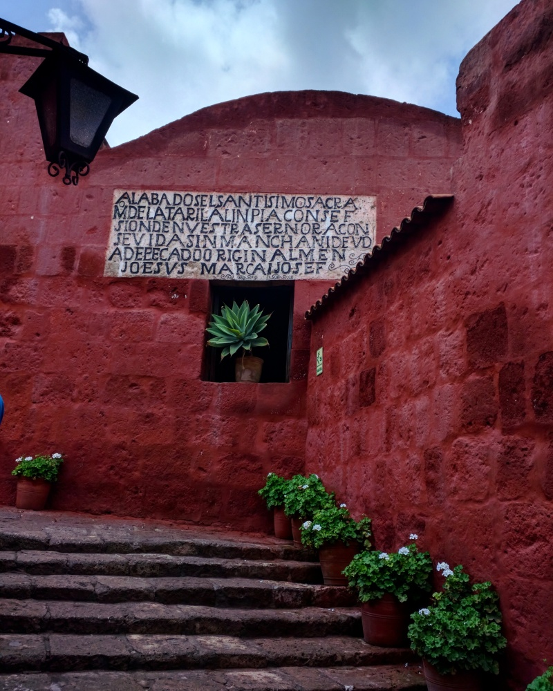 Convento de Santa Catalina Arequipa Peru 33