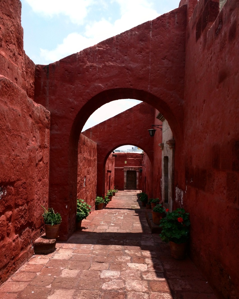 Convento de Santa Catalina Arequipa Peru 9