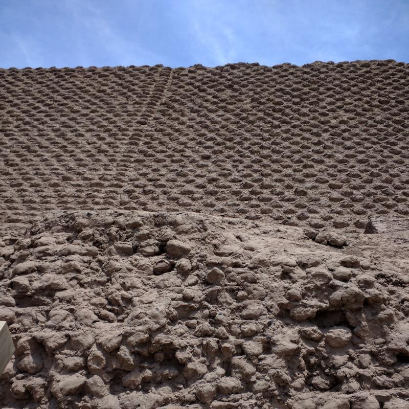 Huaca Pucllana Lima pirâmide 2