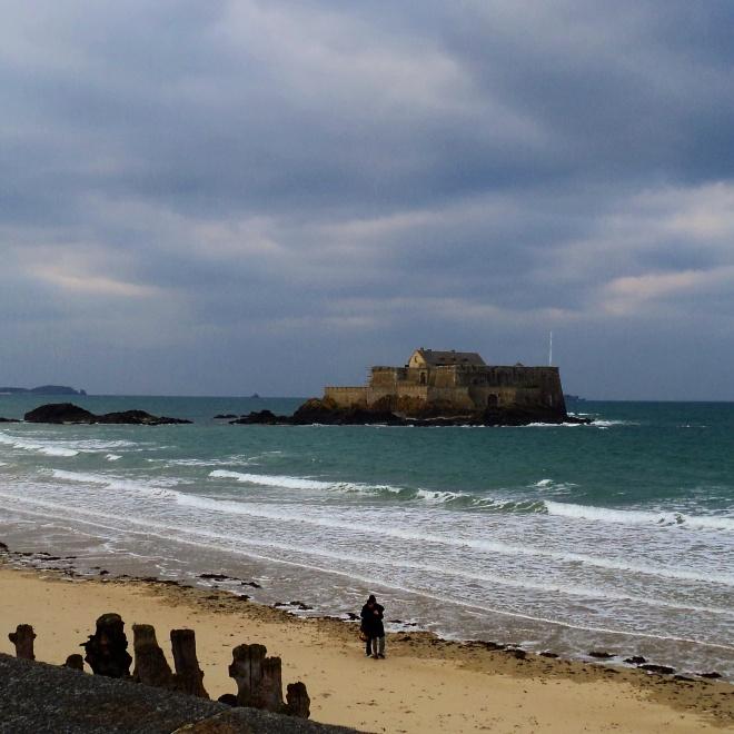 Ile du grand Be de tardinha St. Malo