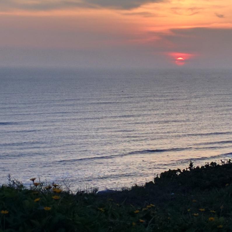 Lima Miraflores por do sol 3