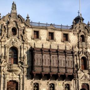 Lima palacio do arquebispo