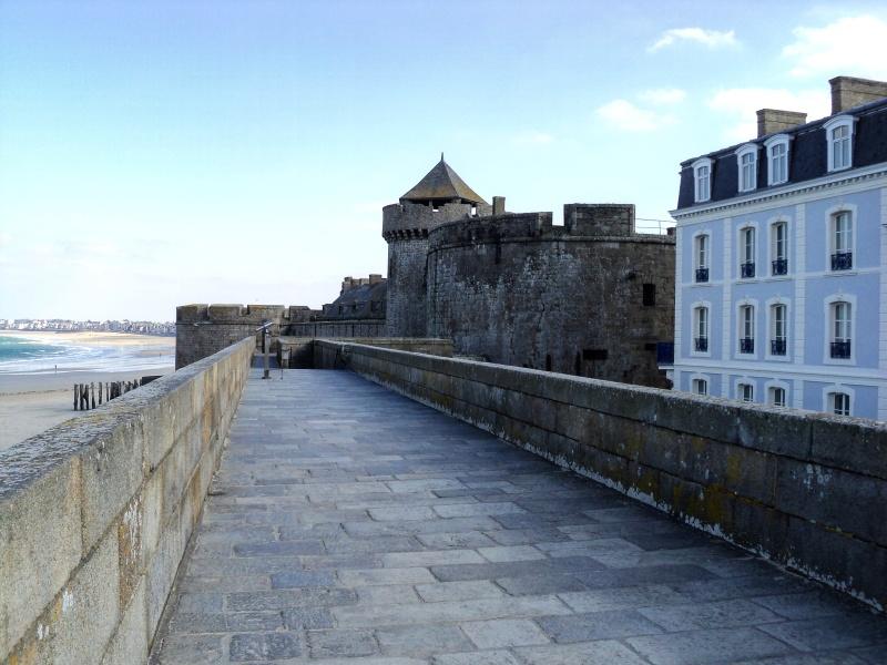 Muralhas de St. Malo 4