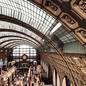 Museu d'Orsay Paris Galeria