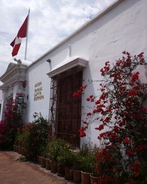 Museu Larco entrada 2