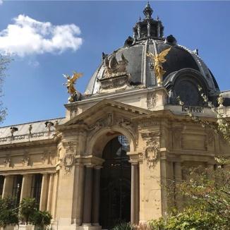 Petit Palais Art Nouveau Paris