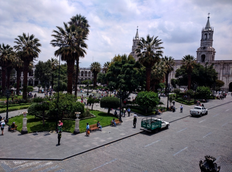Plaza de Armas 11