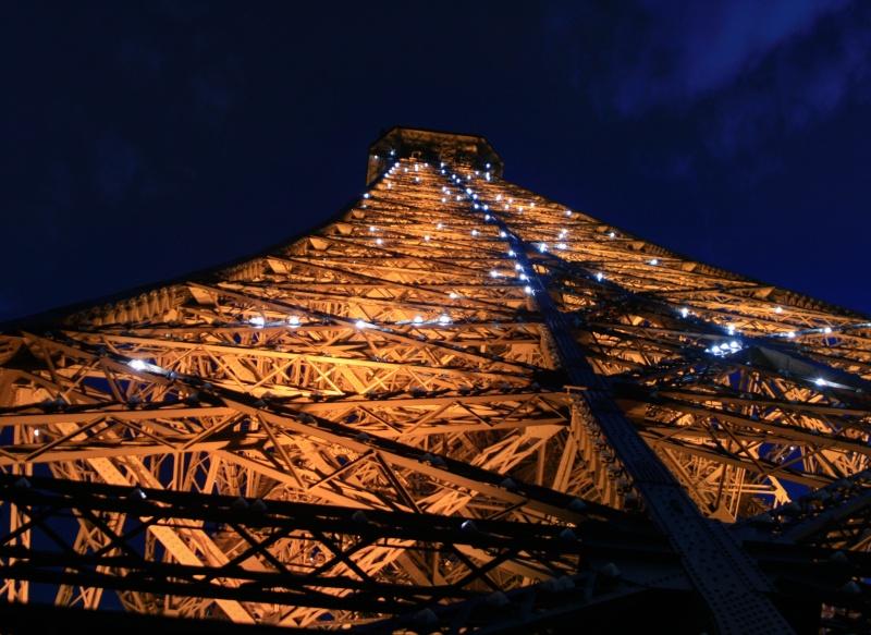 Torre Eiffel Art Nouveau Paris
