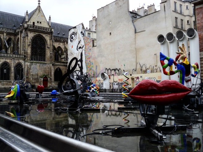 Centre Pompidou 2